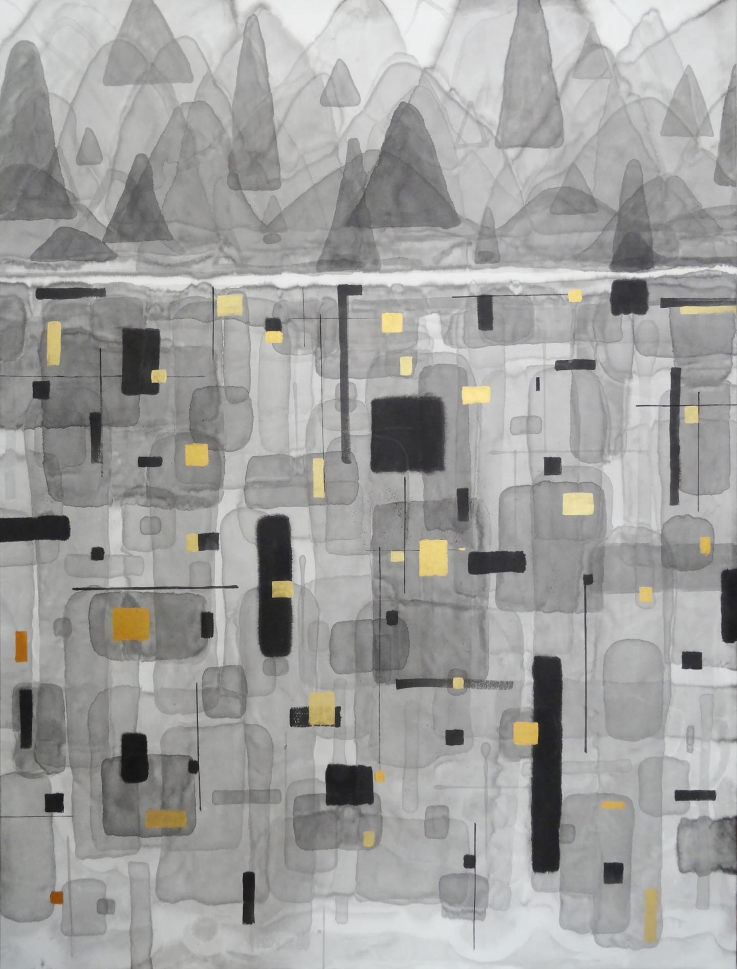 Biru Zhao - Urbanisation 3°