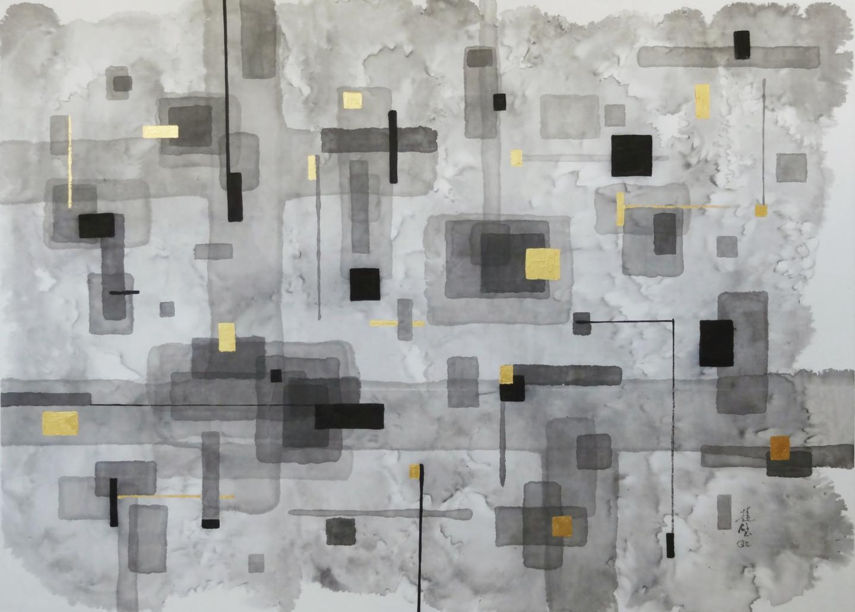 Biru Zhao - Urbanisation 5°