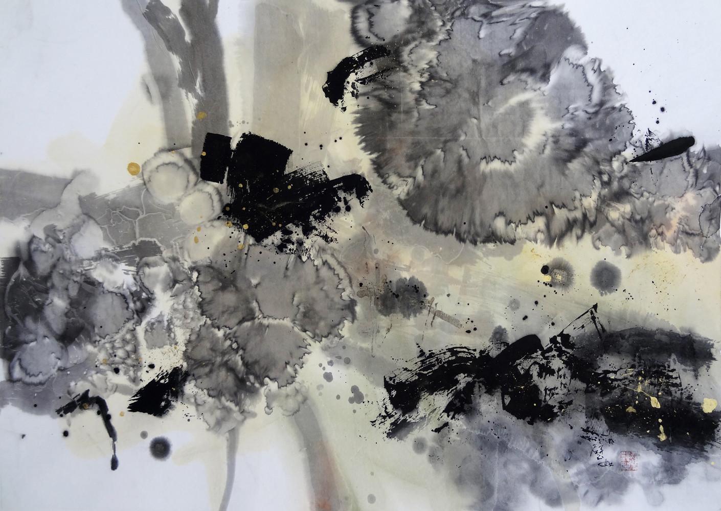 Biru Zhao - Fleurs de rêve 10°