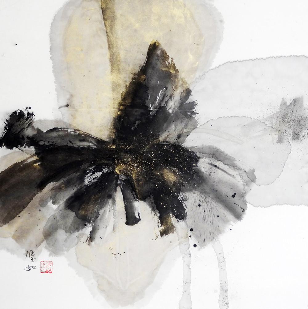 Biru Zhao - Fleurs de rêve 6°