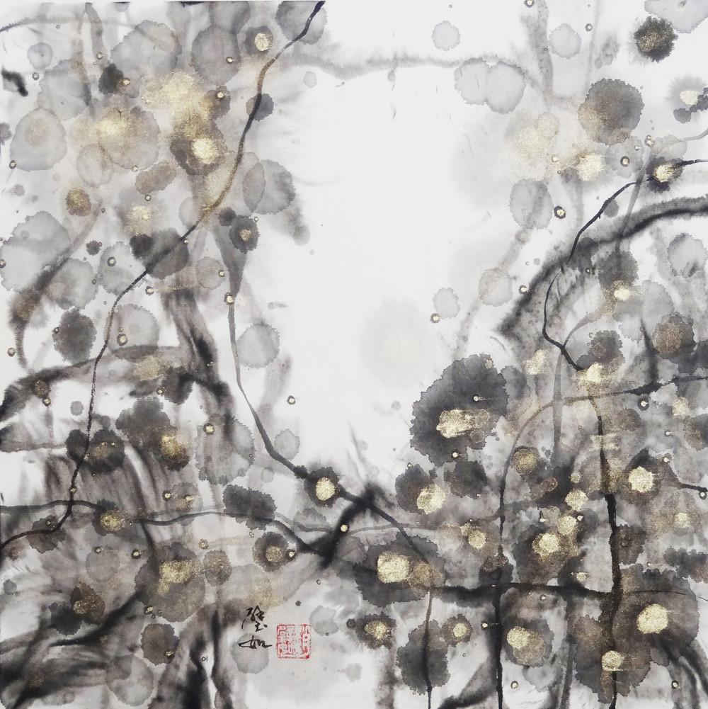 Biru Zhao - printemps40x40.jpg