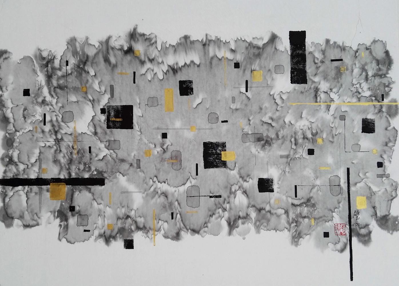 Biru Zhao - Urbanisation 4°
